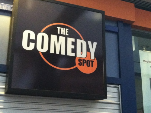 An awesome local comedy club and you don't have to spend an arm and a leg.